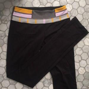 Lululemon skinny groove long pants tall/long